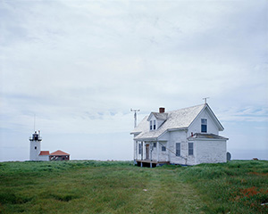 Duck Island Light